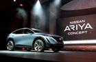 Nissan презентував новий серійний електрокросовер