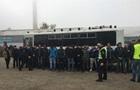 На ринку в Києві затримали 17 нелегальних мігрантів