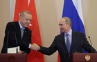 Історична  зустріч. РФ і Туреччина поділили Сирію