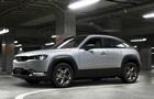 В Токио представили электрокроссовер Mazda MX-30