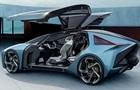 Lexus показав електромобіль майбутнього