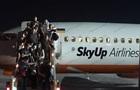 З явилося відео  українського літака, що загорівся в Єгипті
