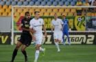 Александрия вдесятером выстояла в матче с Олимпиком
