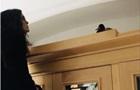 Сальма Гаєк розсмішила мережу відео з качкою вдома