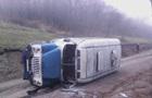 У  ЛДНР  сталися аварії з двома автобусами, є жертви