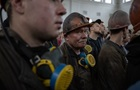 На Луганщині шахтарі влаштували протест під землею