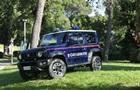 Італійські карабінери закупили міні-позашляховики