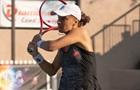 Калініна вийшла до другого раунду турніру в Х юстоні