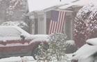 В CША зафиксированы рекордные морозы