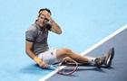 Тим сенсационно обыграл Джоковича и вышел в полуфинал Итогового турнира