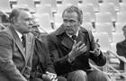 Битва Лобановського з тренером Спартака у списку кращих тренерських дуелей