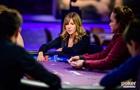 Неудержимая покеристка Кристен Бикнелл громит мужчин