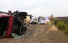 В Словакии автобус попал в ДТП: много жертв