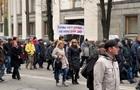 Вчені вийшли на мітинг у центрі Києва