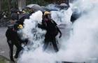 В Гонконге из-за протестов до конца семестра отменили занятия в ВУЗах