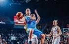 Жіноча збірна України програла Бельгії в стартовому матчі відбору на Євробаскет-2021