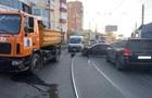 У Харкові сталася потрійна ДТП, є жертви