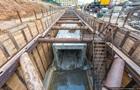 Появились фото тоннеля метро на Виноградарь в Киеве