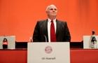 Хенесс залишив посаду президента Баварії