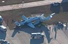 Два літаки зіткнулися у США