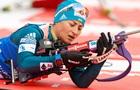 Валя Семеренко показала найкращий результат серед українок в мас-старті в Шушені