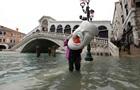 Повінь у Венеції пішла на спад