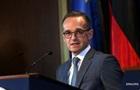 Глава МИД Германии посетит Украину