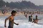 Пенсионер пошел купаться в море на Гоа и умер
