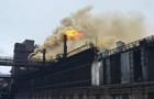 На Донбасі горів коксохімічний завод