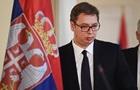 Президент Сербії виписався з лікарні