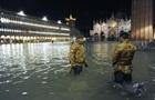 Венеция снова тонет: ущерб оценивают в миллиард евро
