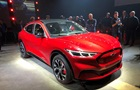 Ford представил электрокроссовер Mustang