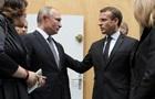 Макрон обговорив з Путіним повернення кораблів