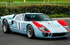 Ford GT40 з фільму Ford проти Ferrari продадуть