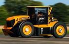 Трактор побил рекорд скорости и попал в Книгу Гиннесса