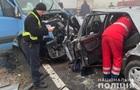 ДТП на Тернопільщині: двоє загиблих, ще четверо госпіталізовані
