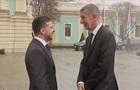 Зеленський заявив про рестарт відносин України і Чехії