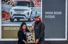 Range Rover Evoque стал лучшим женским внедорожником года