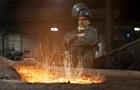 Спад промвиробництва України різко прискорився