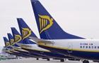 Ryanair прекратит летать из Киева в Нюрнберг и Стокгольм