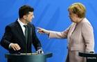 Меркель отдельно переговорит с Зеленским и Путиным