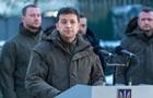 Зеленский обещает продвигать армию к стандартам НАТО