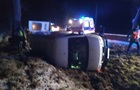 Мікроавтобус з українцями потрапив у ДТП в Польщі