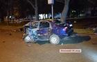 У Миколаєві Lexus протаранив таксі: двоє загиблих
