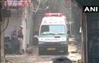 В Индии при пожаре на фабрике погибли более 40 человек