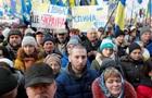В полиции посчитали людей на Майдане и Банковой