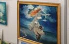 На виставці картини з оголеними жінками заклеїли папером