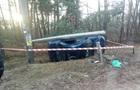 Под Киевом легковушка сбила двух детей и влетела в столб
