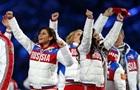 РФ усунули від міжнародного спорту на чотири роки