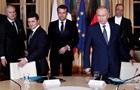 Зеленский о переговорах с Путиным: Ничья